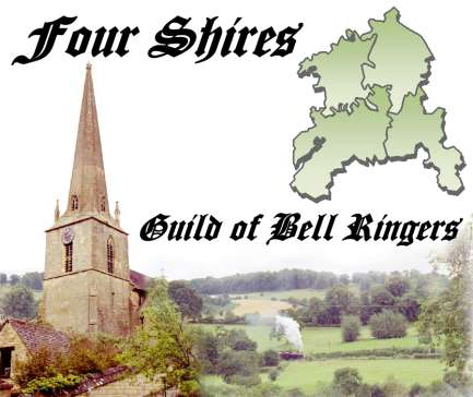 Click to Enter Four Shires Guild of Bell Ringers Web Site